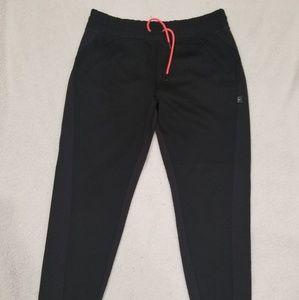 NIKE Black Sweats Joggers Pants Medium Drawstring
